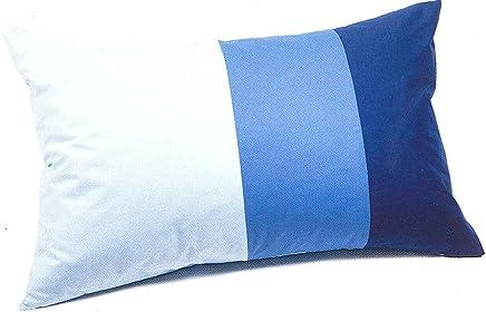 527c7f796d Coppia di Federe Caleffi Colors Tre - 100 % Cotone - Misura 50 X 80 cm