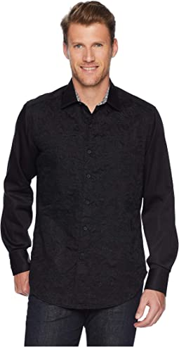 Henderson Long Sleeve Woven Shirt