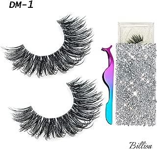 dm fake lashes