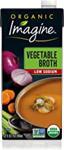 Imagine Organic Low-Sodium Vegetable Broth, 32 oz