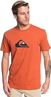 Quiksilver Comp Logo Short Sleeve T-Shirt