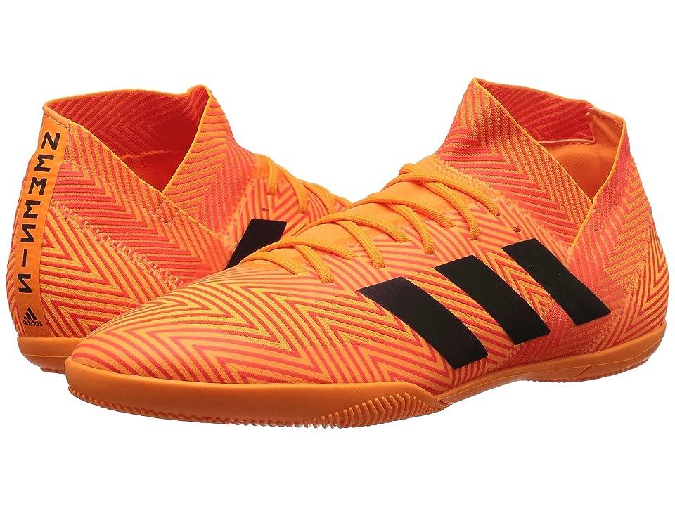 adidas Nemeziz Tango 18.3 IN World Cup Pack (Zest/Black/Solar Red) Men
