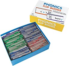 Fun Express Phonics Flip Books (Includes 48 Books) Language Teaching Aids