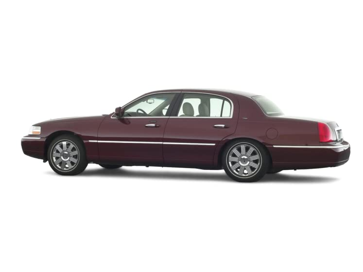 Amazon Com 2003 Lincoln Town Car Reviews Images And Specs Vehicles