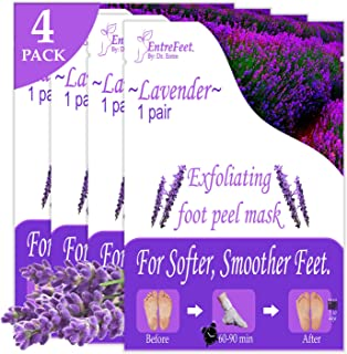 miss spa foot booties exfoliating