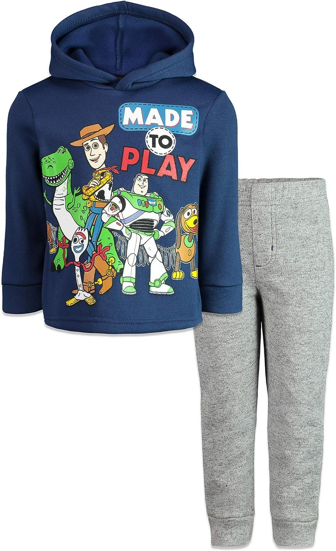 Disney Pixar Toy Story 4 years warranty Jogger Hoodie Pullover Set Pants Brand new