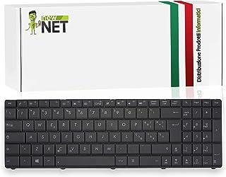 NUOVO Originale ASUS X53S Laptop Regno Unito Nero SERIES Layout di tastiera inglese con telaio