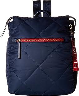 Kensington Zip Top Backpack