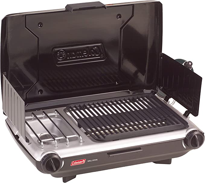 Coleman Gas Camping Grill/Stove – Most Versatile Camping Grill