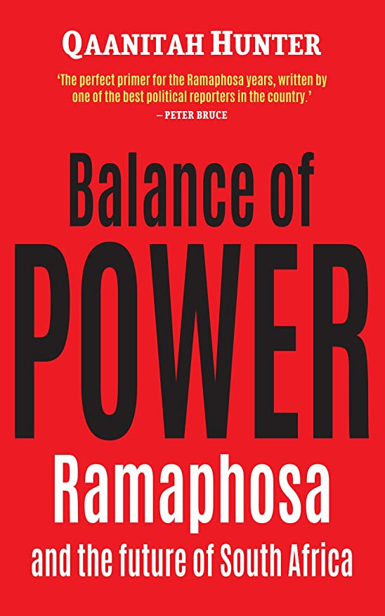 レプリカオーバードロー知り合いになるBalance of Power: Ramaphosa and the future of South Africa (English Edition)