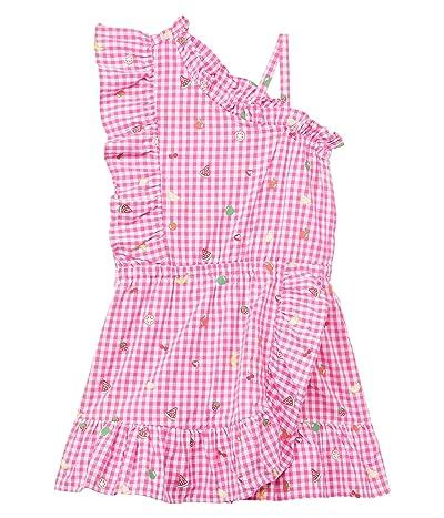 Hatley Kids Tutti Fruitti One Shoulder Cha Cha Dress (Toddler/Little Kids/Big Kids)