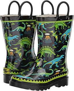Western Chief Kids - Limited Edition Dino Motion Rain Boot (Toddler/Little Kid)