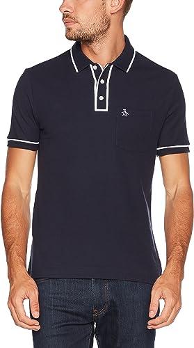 Original Penguin Herren Earl Polo Shirt Poloshirt