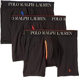 3 Polo Black