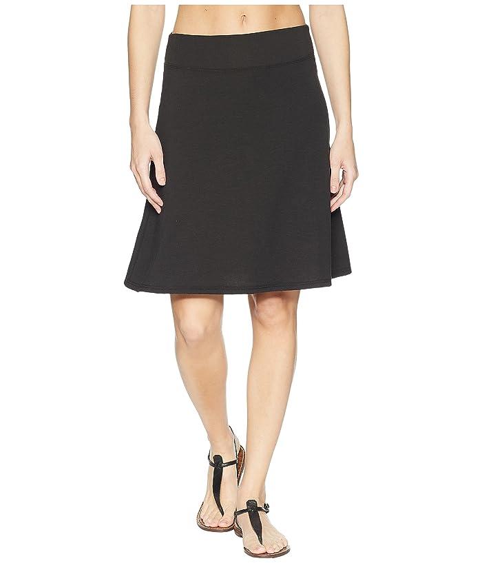 FIG Clothing May Skirt (Black) Women