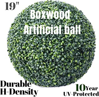 Hedge Maze Artificial Boxwood Ball, Amazing 19