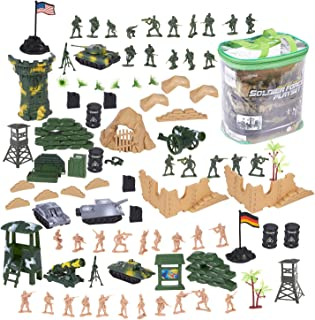 Best small army figures Reviews