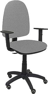 PIQUERAS Y CRESPO 04cpbali40b24rp–Chaise de Bureau, Couleur Gris