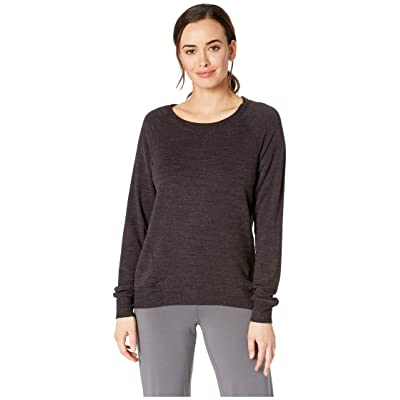 P.J. Salvage Lounge Essentials Top (Smoke) Women