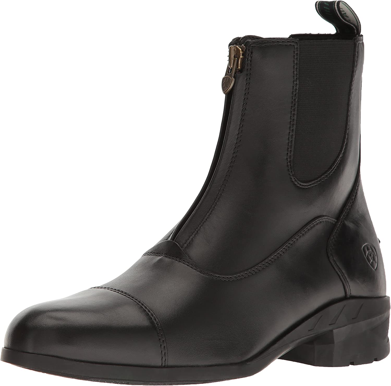 Ariat Heritage Heritage Heritage IV herr Zip Paddock Boot svart FRI GIFT   välj din favorit