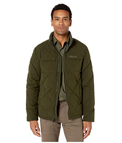 Marmot Burdell Jacket (Rosin Green) Men