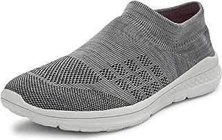 حذاء الجري Loire-100 للرجال بلون رمادي من بورج