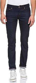Tommy Hilfiger Men's Straight Denton STR Eldo Jeans, Blue(Denim), 34W/32L