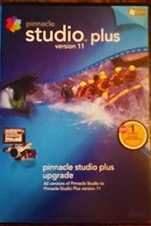 Pinnacle Studio Plus Version 11 UPGRADE PC