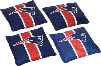 "PROLINE 6""x6"" NFL Cornhole Bean Bags - Solid Design"