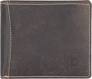 Le Craf Barry Brown Men's Wallet