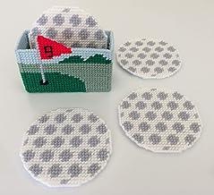 Golf Ball Drink Coasters
