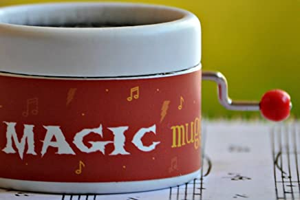 Perfect gift for magic muggles * Harry Potter * Collect our music boxes Gift packaging Unique design cover Exclusive hand cranked music box Hedwig/´s Theme