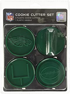 Boelter Brands NFL Officially Licensed Set of Cookie Cutters