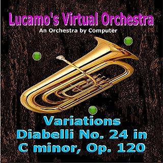 diabelli variation op 120 no 24