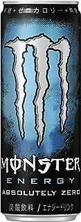 アサヒ飲料 モンスターアブソリュートリーゼロ 355ml×24本