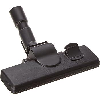 Rowenta Turbo Brush ZR900701 - Cepillo para aspiradoras, especializado en la limpieza de tapicerías y otros tejidos, indicado para alergias, negro: Amazon.es: Hogar