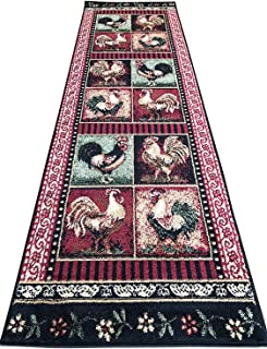 Best rooster runner rug Reviews