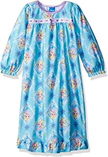 Girls' Frozen Elsa and Olaf Nightgown
