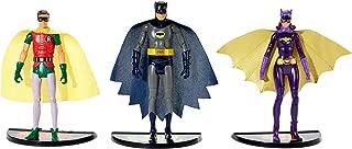 Batman Classic TV Series Batman, Robin and Batgirl Figure 3-Pack