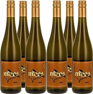 Weingut MeesDAHEIM WEISSWEIN FEINHERB 2020 Wein Deutschland Nahe Paket 6 x 750 ml Riesling & Chardonnay Cuvée