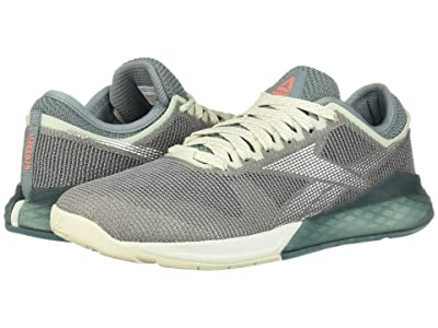 Reebok Nano 9 (Cool Shadow/Storm Glow/Silver) Women