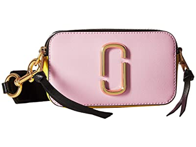 Marc Jacobs Snapshot (Baby Pink Multi) Handbags