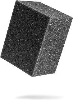 Adam's Block Applicator – Trim Dressing & Tire Shine Applicator Pad for Car Detailing | Reusable & Customizable Durafoam |...