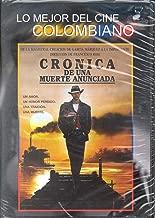 Lo Mejor Del Cine Colombiano Cronica De Una Muerte Anunciada