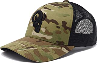 Trucker Hat   Snapback Two-Tone Mesh Durable Comfortable Fit