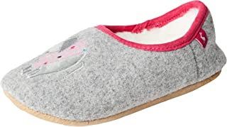 Joules Slipper & Soft Toy Gift Set, Chausson Fille