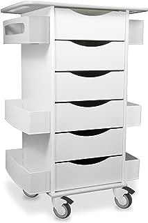 TrippNT 51351 Core Six Drawer Cart, 23