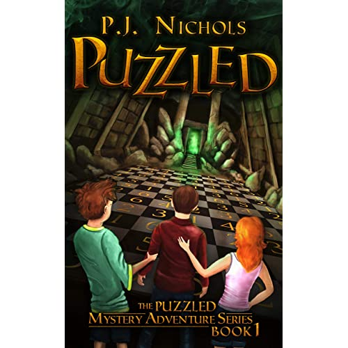 Puzzled: An adventure story filled with suspense, mystery, and fantasy - for kids ages 9-12 and teens (The Puzzled Mystery Adventure Series Book 1)
