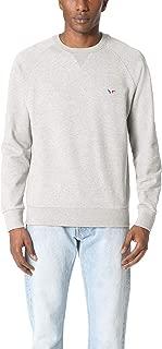 Men's Tricolor Fox Patch Sweatshirt