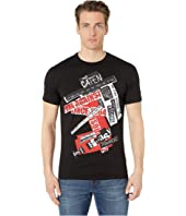 DSQUARED2 - Punk Against Cool Fit T-Shirt